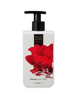 Sữa tắm The face shop night flower Firming body wash